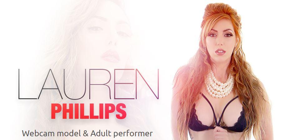 laurenphillips-CHATURBATE Webcam model & Adult performer